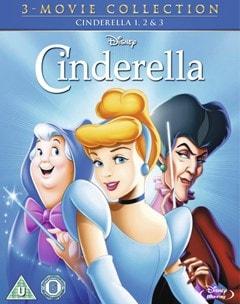 Cinderella (Disney)/Cinderella 2 - Dreams Come True/Cinderella... - 1