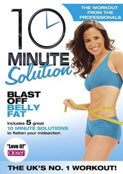 10 Minute Solution: Blast Off Belly Fat - 1
