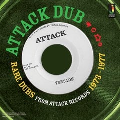 Attack Dub: Rare Dubs from Attack Records - 1