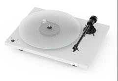 Pro-Ject T1 Phono SB White Turntable - 1