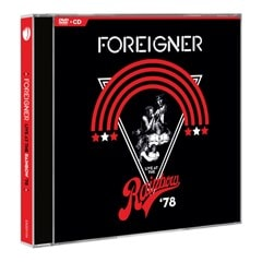 Foreigner: Live at the Rainbow '78 - 1