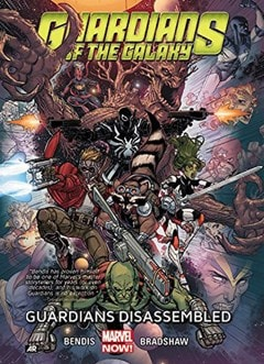Guardians of the Galaxy Volume 3: Guardians Disassembled - 1