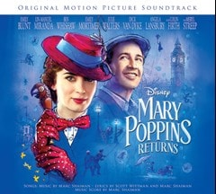 Mary Poppins Returns (hmv Exclusive Digipak) - 1