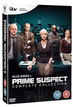 Prime Suspect: Complete Collection - 2