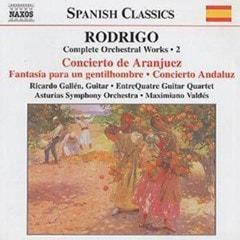Spanish Classics - Complete Orchestral Works 2 - RODRIGO - 1