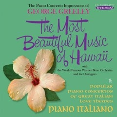 The Most Beautiful Music of Hawaii/Piano Italiano - 1