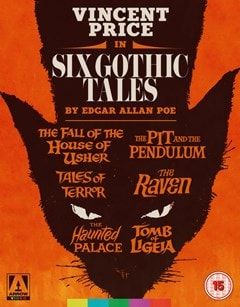 Six Gothic Tales Collection - 1