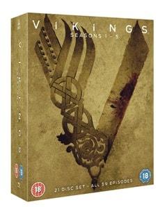 Vikings: The Complete Seasons 1-5 - 2