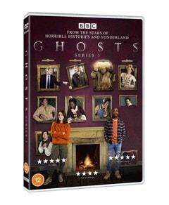 Ghosts: Series 3 - 2