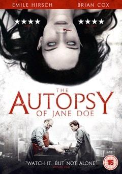 The Autopsy of Jane Doe - 1