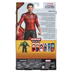 Shang-Chi: Shang-Chi Legend Of The Ten Rings: Marvel Legends Series Action Figure - 8