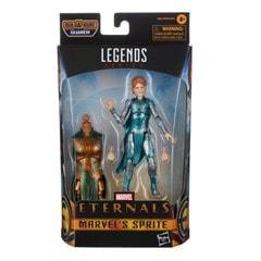 Eternals Sprite: Marvel Legends Series Action Figure - 3