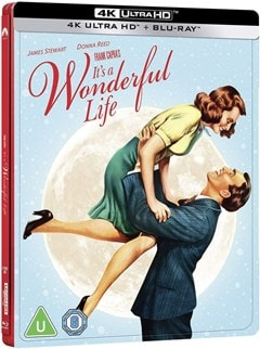 It's a Wonderful Life Limited Edition 4K Ultra HD Steelbook - 1