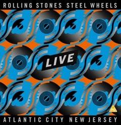 Steel Wheels Live - Atlantic City, New Jersey - Blu-Ray/2DVD/3CD - 2