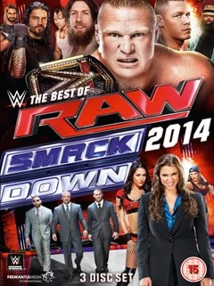 WWE: The Best of Raw and Smackdown 2014 - 1