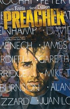Preacher Book 5 - 1