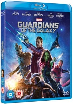 Guardians of the Galaxy - 4