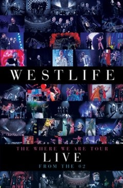 Westlife: The Where We Are Tour - Live at the O2 - 1