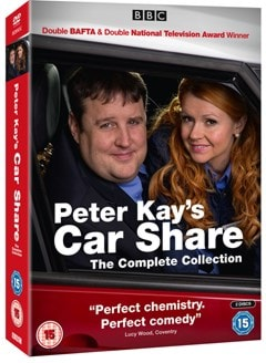 Peter Kay's Car Share: The Complete Collection - 2