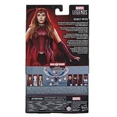 Scarlet Witch: Marvel Legends Series Action Figure - 10