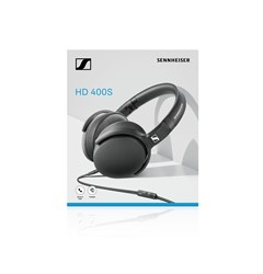Sennheiser HD 400S Black Headphones - 2