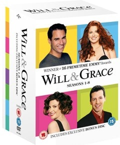 Will and Grace: The Complete Will and Grace - 2