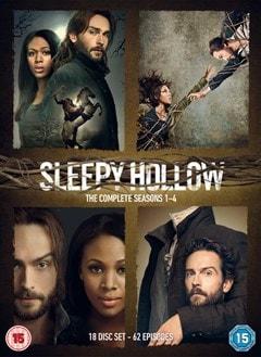 Sleepy Hollow: The Complete Seasons 1-4 - 1