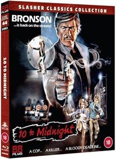 Ten to Midnight - 1