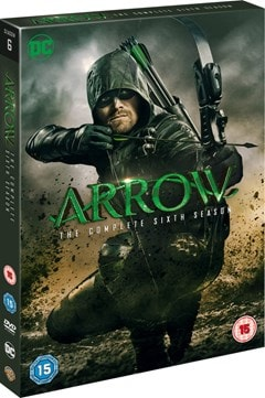 Arrow: The Complete Sixth Season - 2