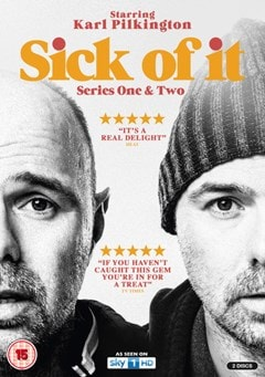 Sick of It: Series One & Two - 1