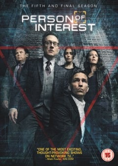 Person of Interest: The Complete Fifth and Final Season - 1