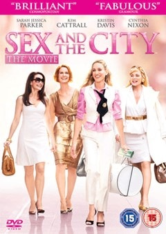 Sex and the City: The Movie - 1