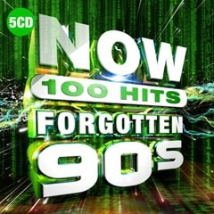 Now 100 Hits: Forgotten 90s - 1