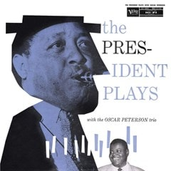 The President Plays With the Oscar Peterson Trio - 1