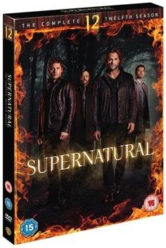 Supernatural: The Complete Twelfth Season - 2