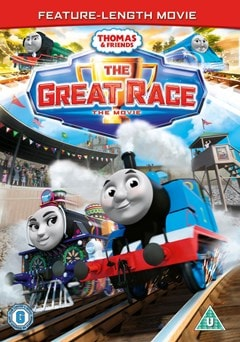 Thomas & Friends: The Great Race - The Movie - 1