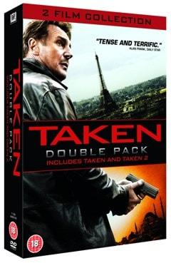 Taken/Taken 2 - 2