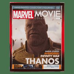 Thanos (Special): Marvel Figurine: Hero Collector - 4