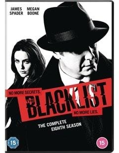 The Blacklist: The Complete Eighth Season - 1