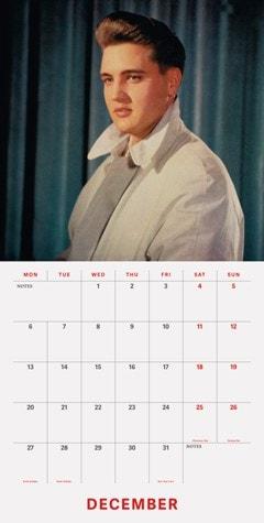 Elvis Presley: Record Sleeve 2021 Calendar - 3