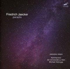 Friedrich Jaecker: Paradis - 1