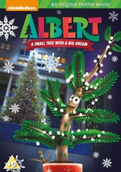 Albert - A Small Tree With a Big Dream - 1