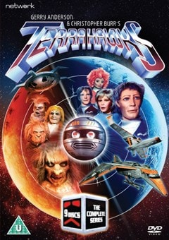 Terrahawks: The Complete Series - 1