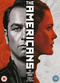 The Americans: The Complete Series - 1