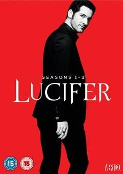 Lucifer: Seasons 1-3 - 1