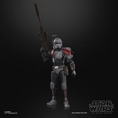 Bad Batch Crosshair: Clone Wars: Star Wars Black Series Action Figure - 3