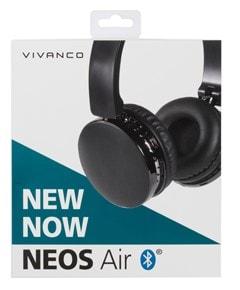 Vivanco Neos Black Bluetooth Headphones - 4