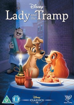 Lady and the Tramp - 3