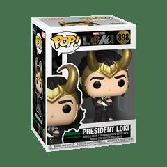 President Loki (898): Loki Pop Vinyl - 2