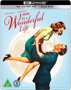 It's a Wonderful Life Limited Edition 4K Ultra HD Steelbook - 2